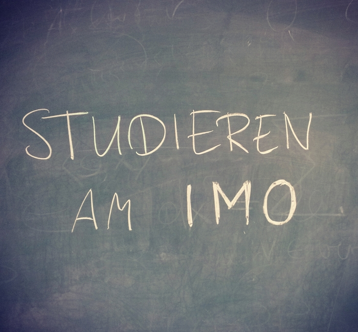 Studieren am IMO
