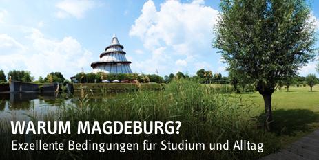 Warum Magdeburg?